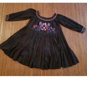 NWT Free People Sunbeams Minidress Floral